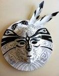 Kids Maori art